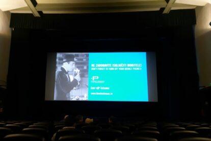 Kino Tuškanac – A celebration of the art of cinema