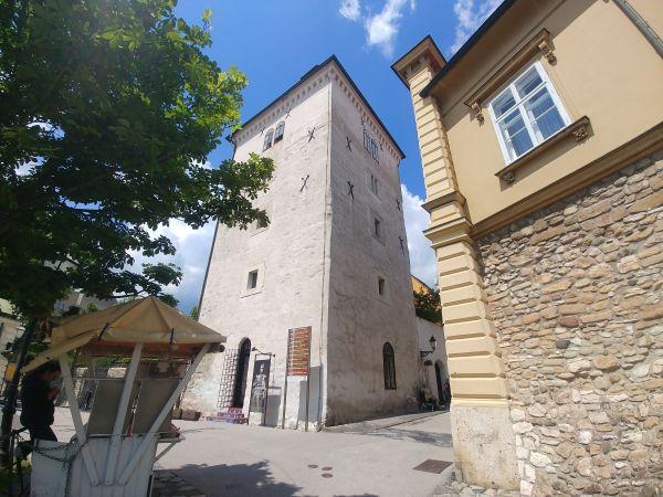 Kula Lotrščak Zagreb