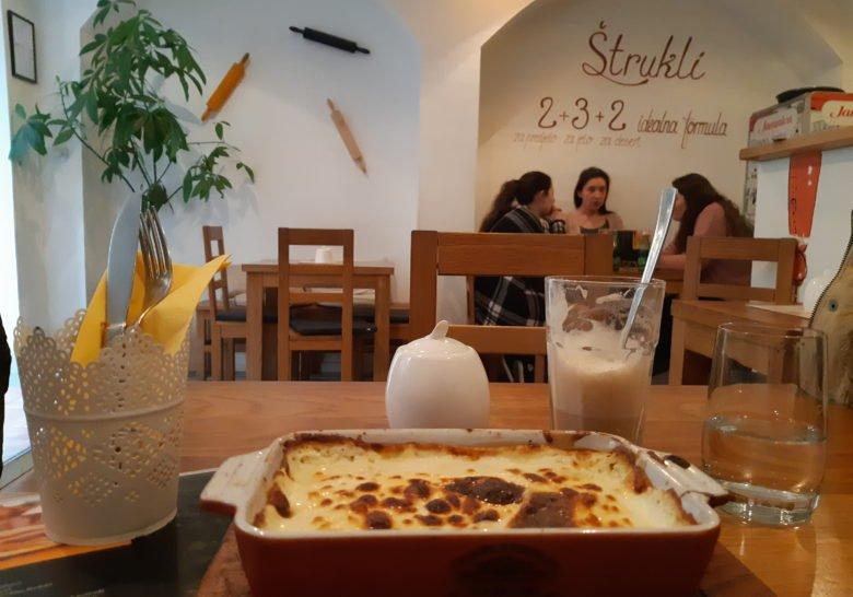 La štruk Zagreb