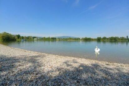 Lake Jarun Zagreb