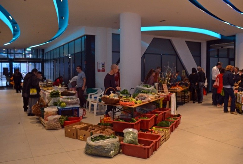 Mali Plac – Hidden homemade food market