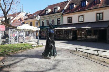 Marija Jurić Zagorka Zagreb