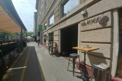 Mr. Fogg – Steampunk'd coffee with friends