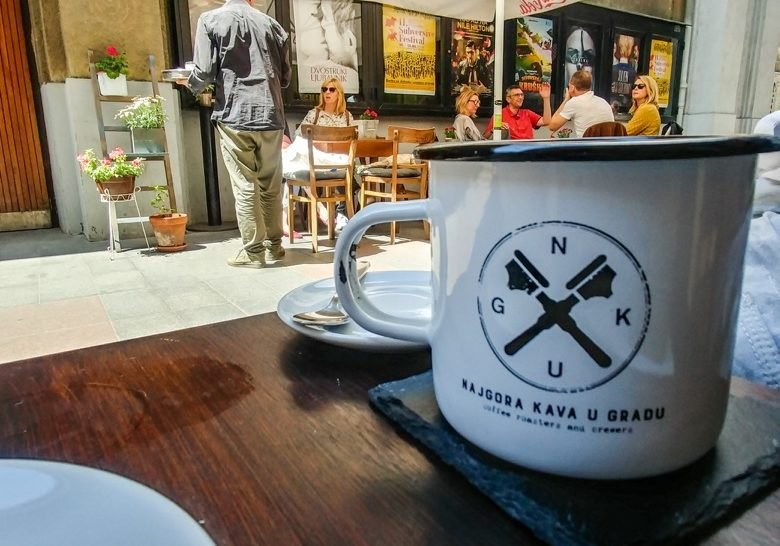 Najgora Kava u Gradu – Best worst coffee in town