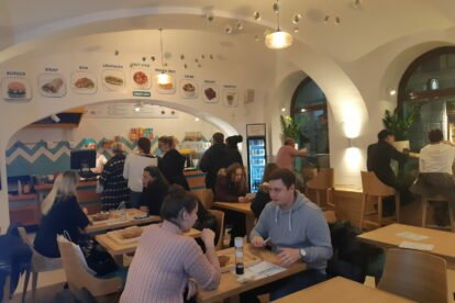 OAZA Joyful Kitchen Zagreb