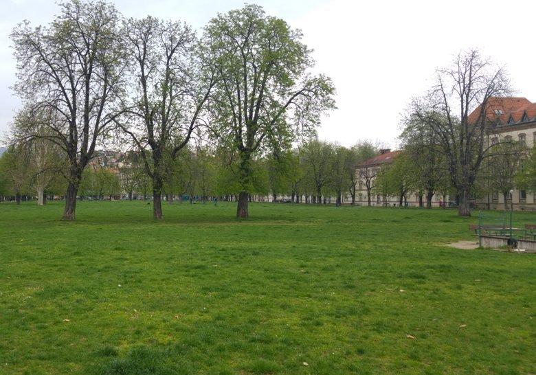 Park dr. Franje Tuđmana Zagreb