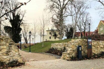 Park Grič Zagreb