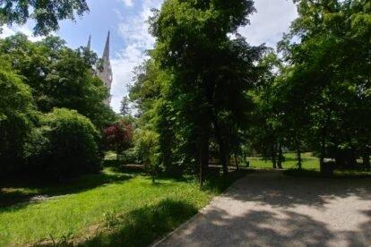 Park Ribnjak Zagreb