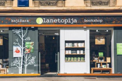 Planetopija – A gift- and bookshop