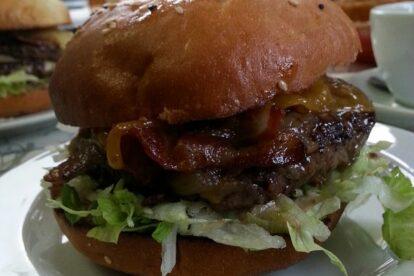ROCKET Burger Cafe Zagreb
