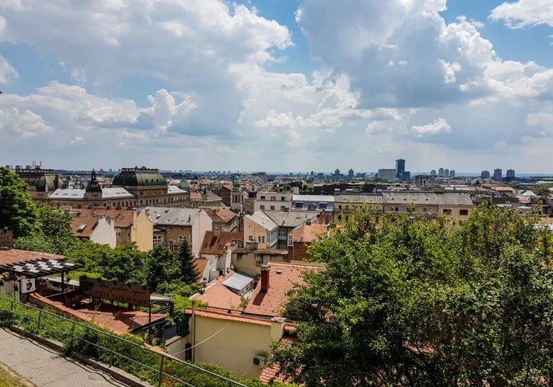 Strossmayerovo šetalište Zagreb