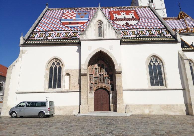 Trg Svetog Marka Zagreb