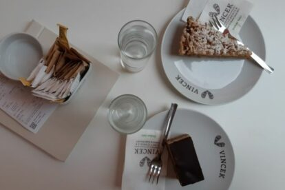 Vis à Vis – Sweet and healthy treats