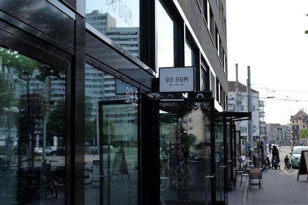 90sqm Zurich