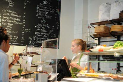 Babu's Bakery & Coffeehouse Zurich