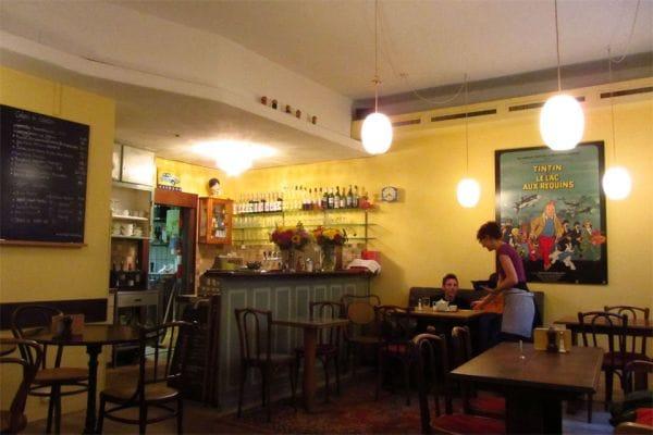 Bei Babette – Crêpes & galettes extraordinaire