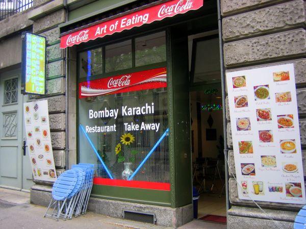 Bombay Karachi Zurich