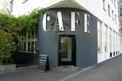 Café Boy Zurich