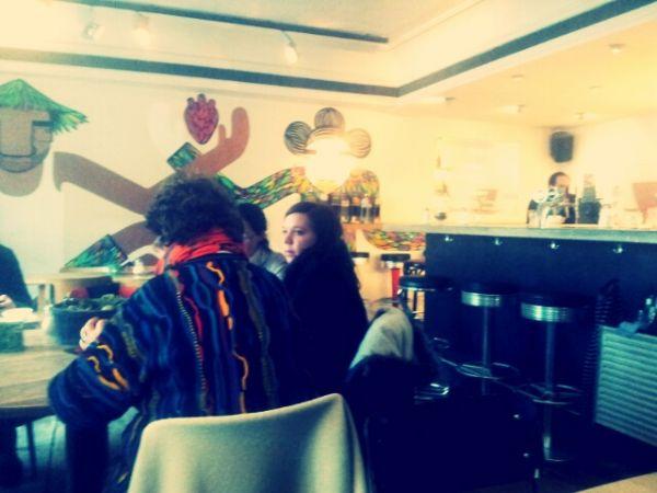 Café Henrici Zurich