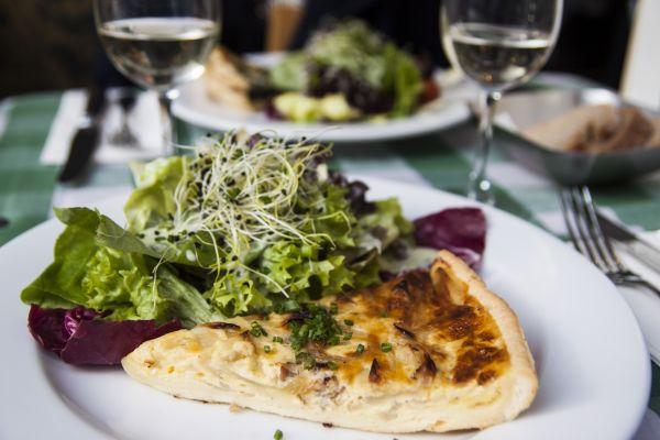 Café Restaurant Mohrenkopf  Zurich