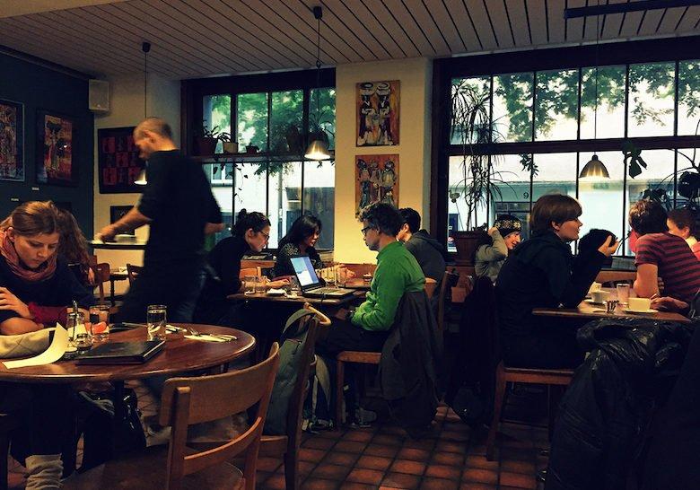Café Zähringer Zurich
