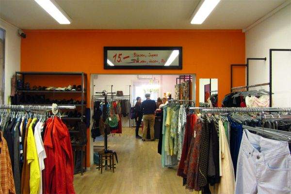 Caritas store – Shopping for a good cause