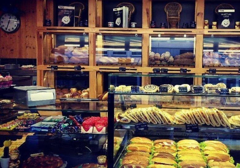 Happy Bäckerei Zurich