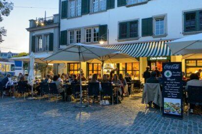 Le Cèdre Bellevue Zurich
