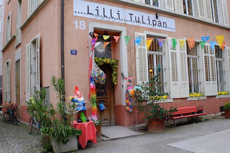 Lilli Tulipan Zurich
