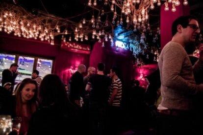Longstreet Bar Zurich