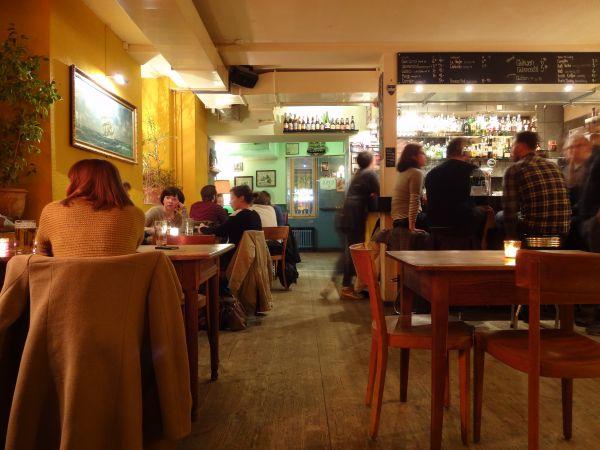 Mars Bar Zurich