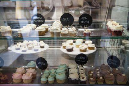Michelle Cupcakes Zurich