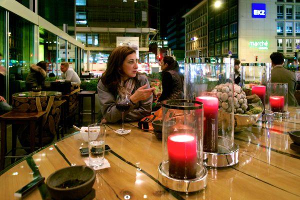 Onyx Bar - Hyatt Hotel Zurich