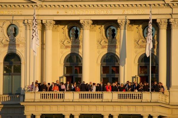 Opernhaus Zürich Zurich