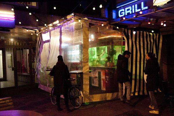 Palestine Grill  Zurich