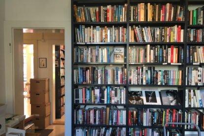 Pile of Books Zurich