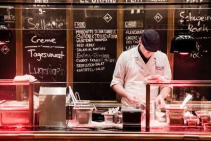 Restaurant AuGust Boucherie Zurich