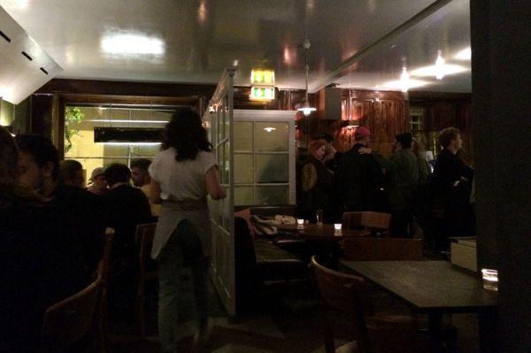 Restaurant & Bar Schnupf Zurich