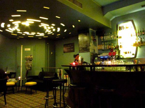 Si o No Café Bar Zurich