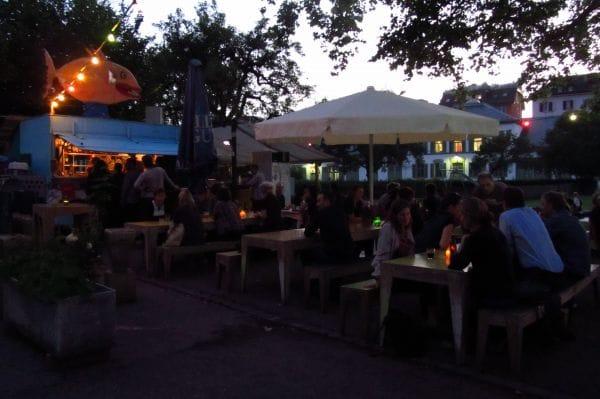 Summergarte Zurich