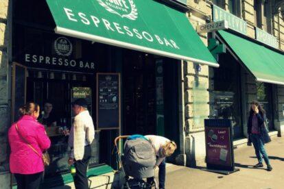 ViCAFE Espresso Bar Zurich