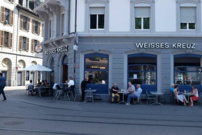 Weisses Kreuz – Local food, local people