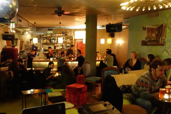 Wohnzimmerbar Your Second Living Room