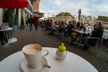 Wühre Café Zurich
