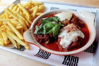 Yardbird Zurich