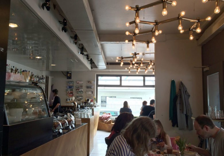 Z am Park – Great brunch, superior coffee