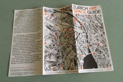 Zurich Art Space Guide Zurich